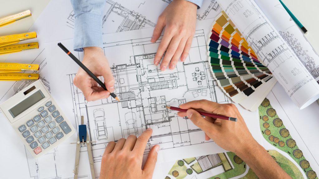 Архитектурный проектный институт, работающий по самым современным стандартам