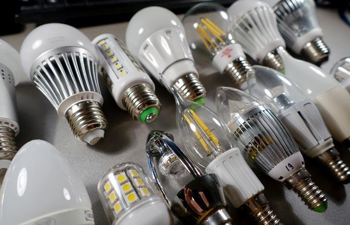 Какие выбрать светодиодные лампы для вашего помещения?