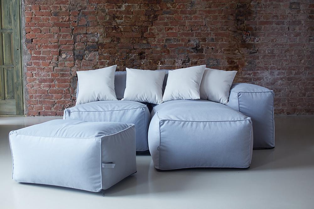 Бескаркасная мягкая мебель – высокое качество, доступные цены