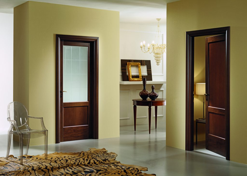 Как правильно выбрать межкомнатную дверь?