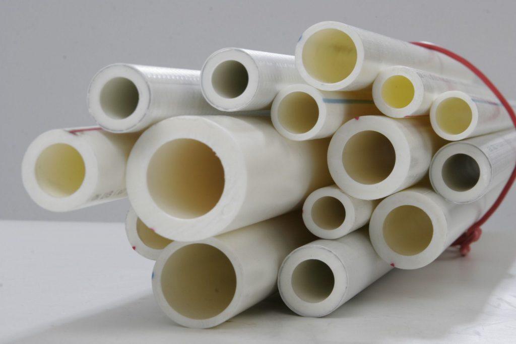 Использование полипропиленовых труб