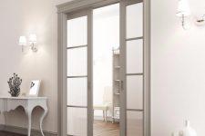 Особенности раздвижных межкомнатных дверей
