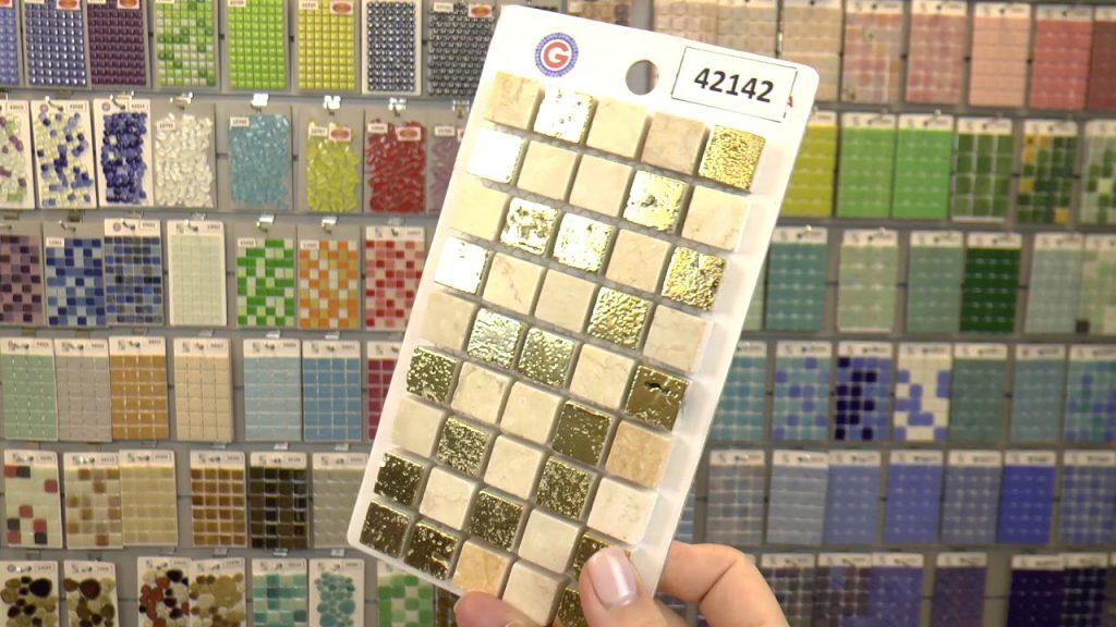 Мозаика как облицовочный материал