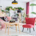 5 трендов в оформлении гостиной