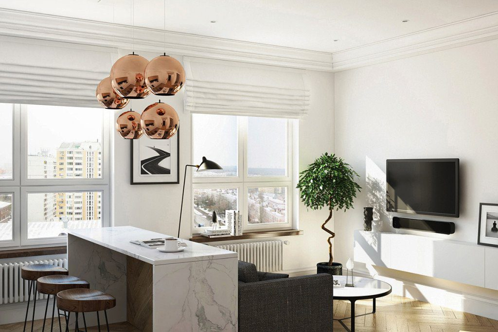 Перепланировка однокомнатной квартиры в двухкомнатную: советы дизайнера
