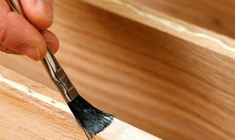 Выбор клея для древесины
