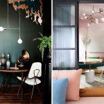 Весенние цвета в интерьере квартиры