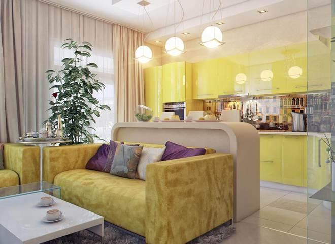 Дизайн кухни-студии: как расширить пространство маленькой кухни