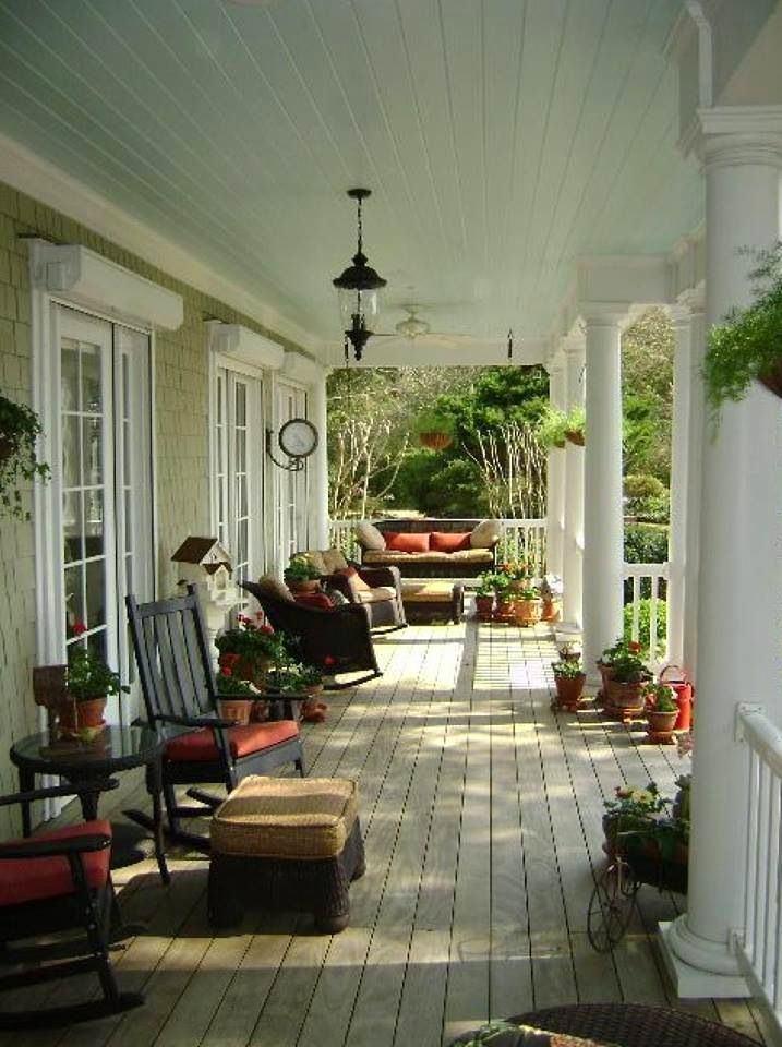 Как просто можно обновить дом и сад