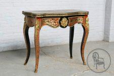 Популярные стили антикварной мебели: ликбез для тех, кто привык обращать внимание на детали
