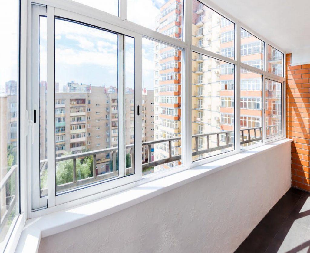 Остекление балконов: нюансы