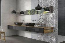 Особенности керамической плитки и керамогранита для отделки помещений и использования в условиях повышенной влажности