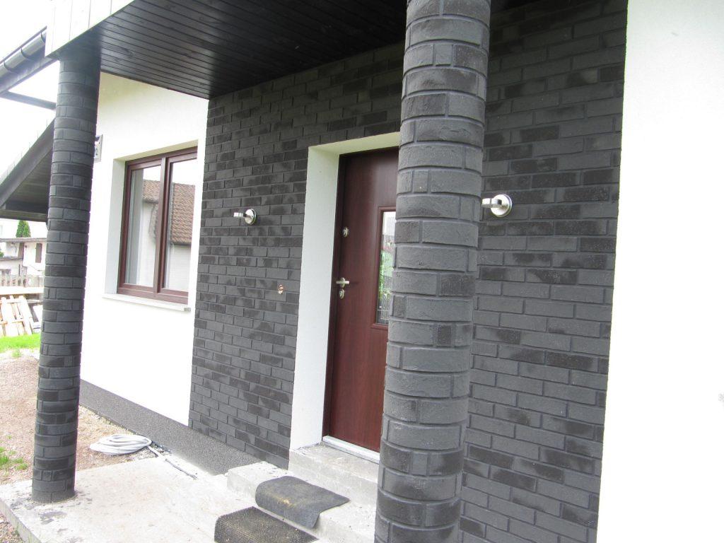 Ремонт фасада дома своими руками