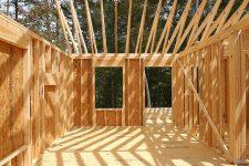 Строительство каркасных домов от компании Истьба