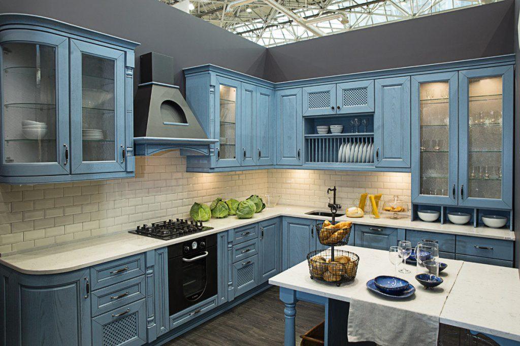 «1 Мебельная»: современные кухни на заказ