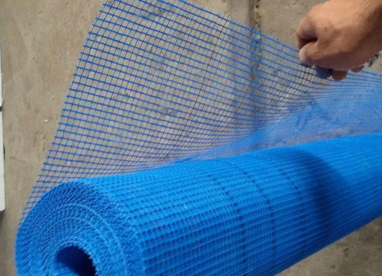 Сетка армирующая стекловолоконная: преимущества и область применения