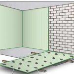 Отделка стен с помощью гипсокартона бескаркасным способом
