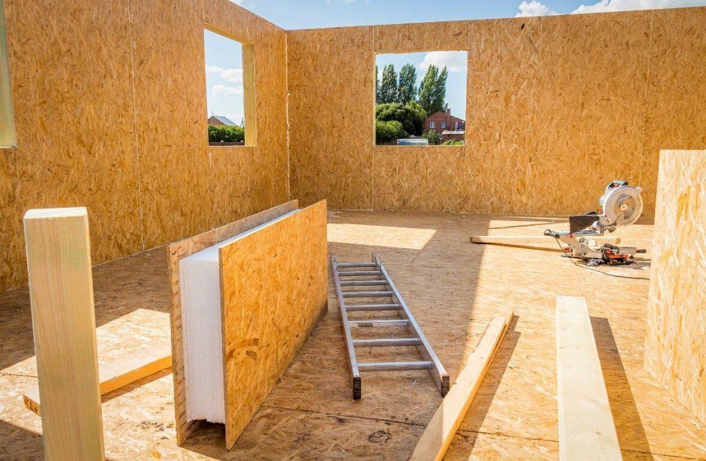 Новый материал для строительства дома