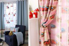 Текстиль для детских комнат