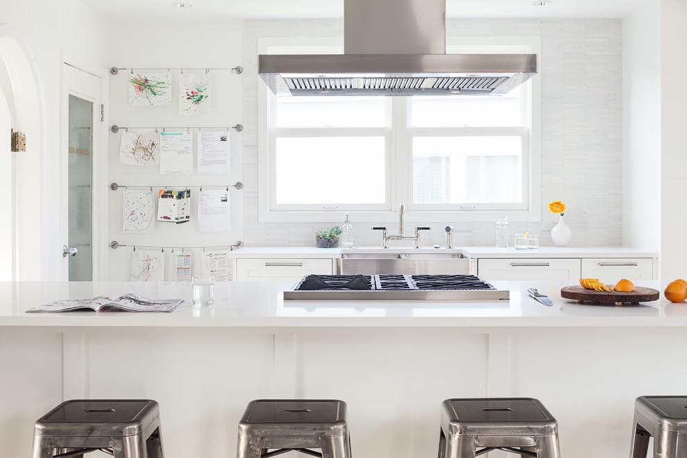 Как создать фокусную точку в интерьере кухни: 9 способов