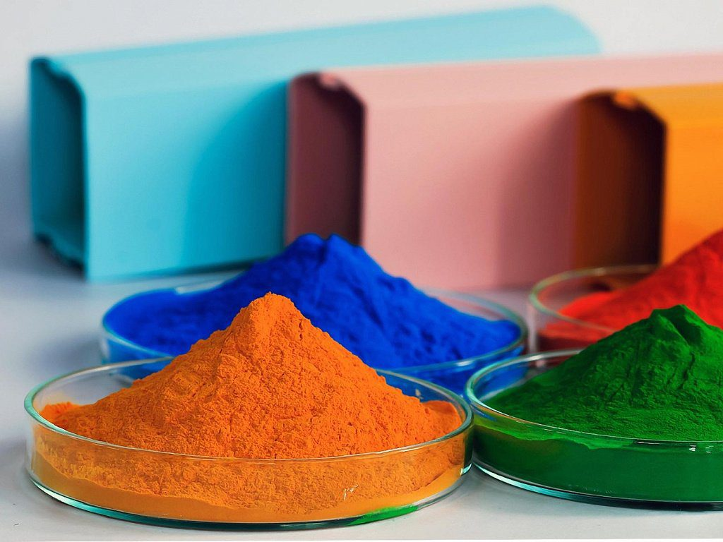Состав и преимущества порошковой краски RAL