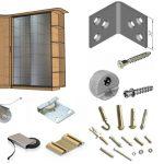 Базовые особенности комплектующих для шкафов-купе