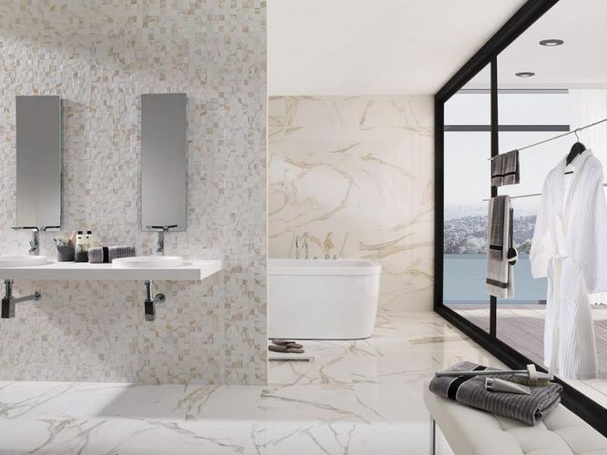 Панели ПВХ для ванной комнаты