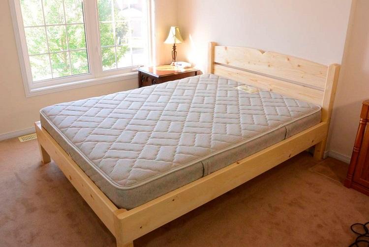 Кокосовый матрас: новая жизнь старой кровати