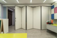 Норма – перегородки раздвижные для залов, квартир и офисов