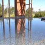 Когда мы используем полированный бетон?