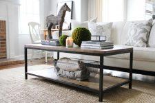 Как создать уют в гостиной: правила идеального журнального столика