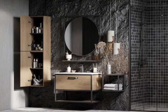 Гармония внутри: как создать уникальную атмосферу в ванной комнате