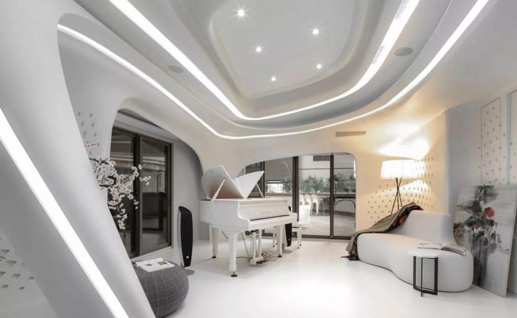 Свет, как элемент архитектуры и дизайна: тонкости и детали правильного освещения