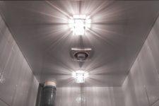 Создание освещения в ванной комнате