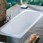 Достоинства ванн из чугуна