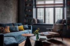 Семь советов, которые помогут вам подобрать обои в гостиную