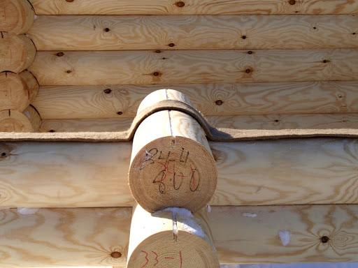 Сохранение тепла в деревянном доме