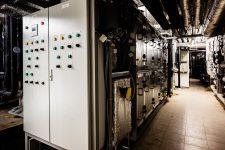 Автоматика вентиляции в искусственной системе вентилирования