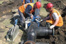 Оперативное устранение аварий водопроводных систем