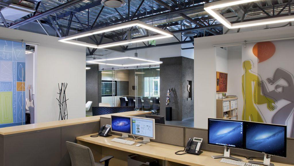 Как выбрать офисный свет