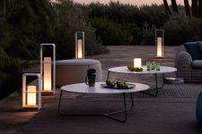 Как украсить свой загородный участок с помощью света