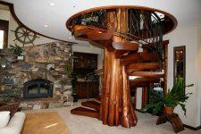 Правила устройства лестниц в доме