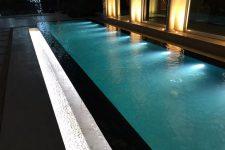 Как выбрать светильник для бассейна