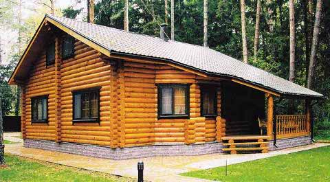 Особенности возведения деревянных домов