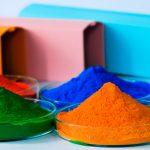 Порошковая краска: виды, область применения