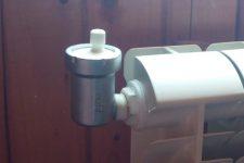 Автоматические отводчики воздуха