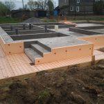Какой нужен фундамент для одноэтажного дома из газобетона
