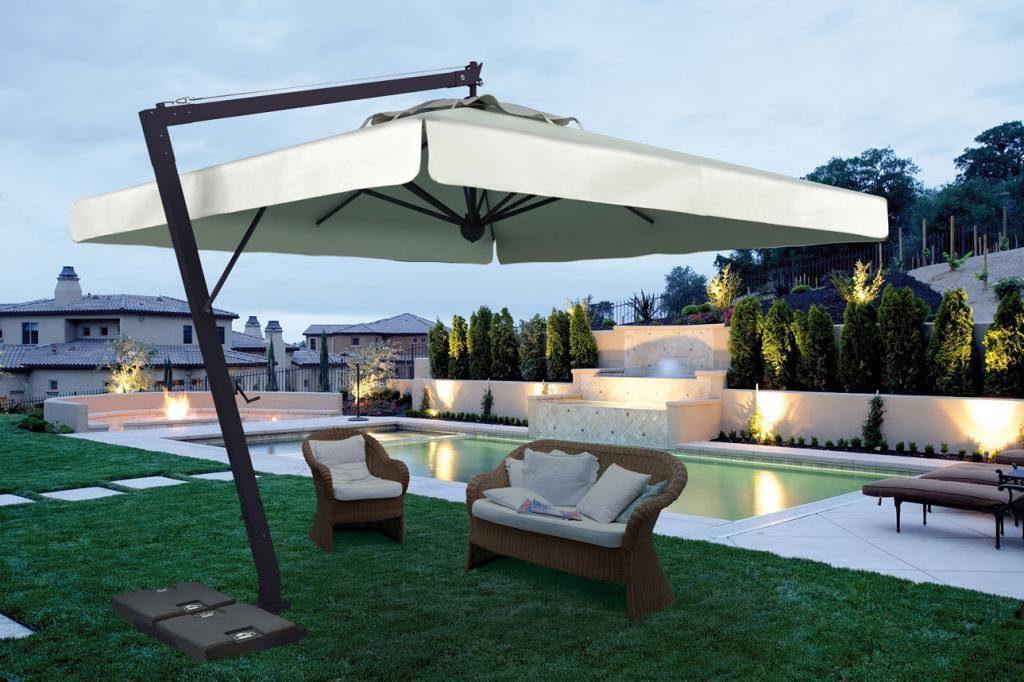 Зонты для сада или веранды