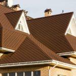 Выбор кровельного материала для крыши дома