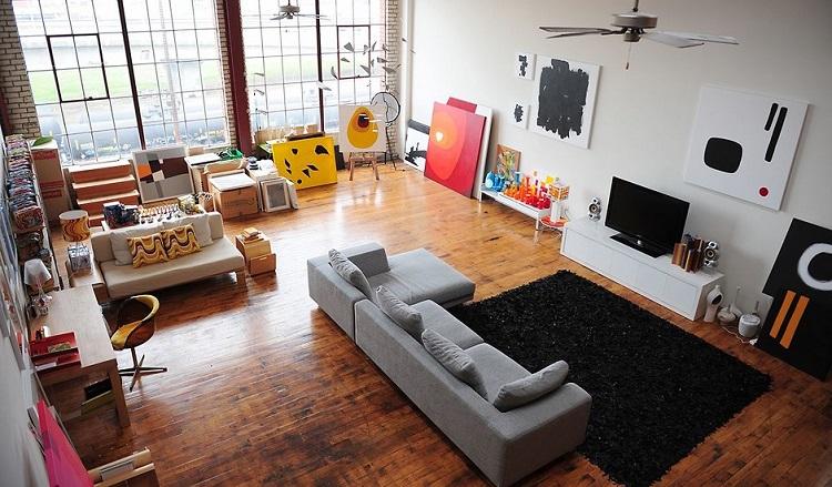 Диван для квартиры-студии